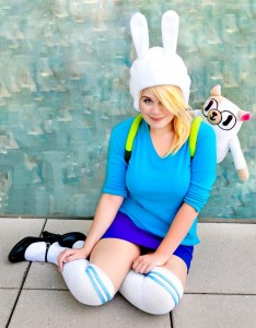 Adventure Time Costumes Fionna