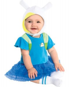 Adventure Time Fionna Costume For Kids