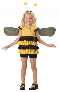 Bumblebee Costume For Kids