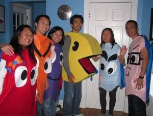 DIY Pac Man Costume