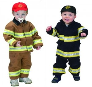 Fireman Costume Toddler