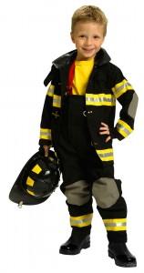 Fireman Halloween Costume Toddler