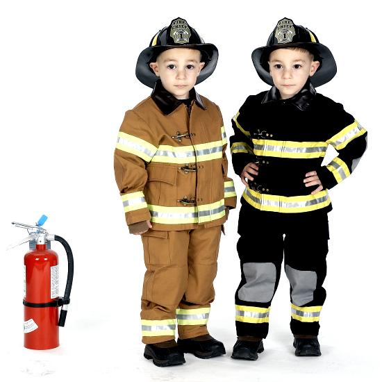 Fireman Toddler Costumes