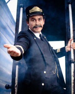 Images of Train Conductor Costume