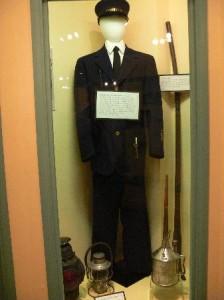 Kids Train Conductor Costume