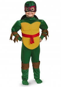 Ninja Turtle Costume Toddler