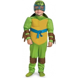 Ninja Turtle Toddler Costume