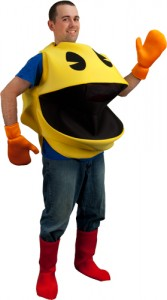 Pac Man Costume Pictures