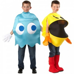 Pac Man Costume for Kids