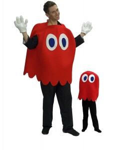 Pac Man Ghost Costumes