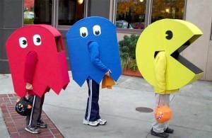 Pac Man Halloween Costumes