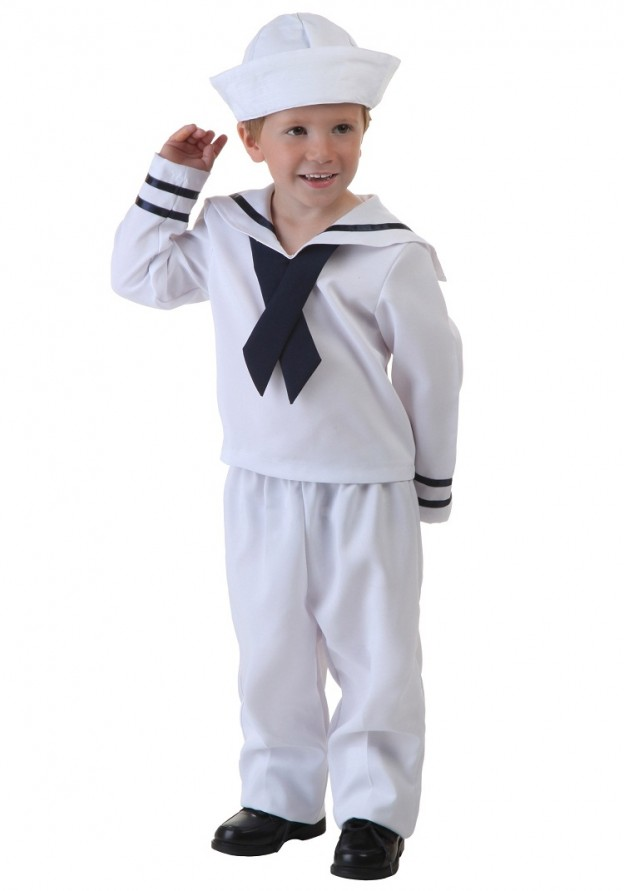 Sailor Costume For Kids