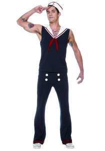 Sailor Costume Men