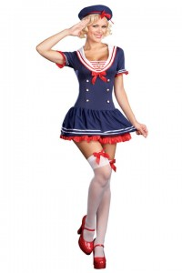 Sailor Costume Women