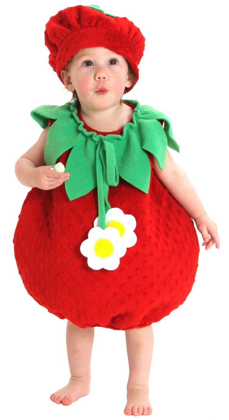 Oct 01,  · This supercute Strawberry Costume ($$57) is made to hold the fruit's coolnup03t.gq Country: US.