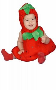 Strawberry Costume Toddler