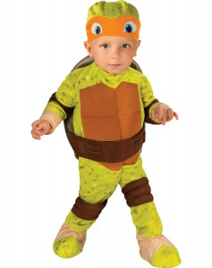 Toddler Ninja Turtle Costume