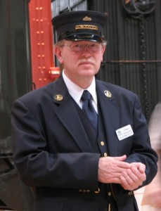 Train Conductor Costume Pictures