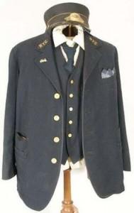 Train Conductor costume