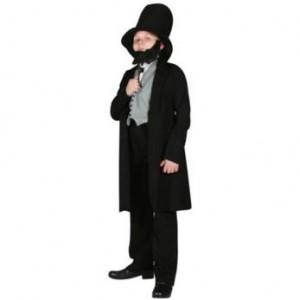 Abraham Lincoln Child Costume