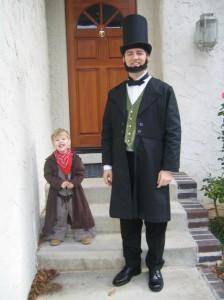 Abraham Lincoln Costume Ideas