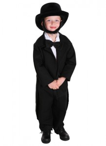Abraham Lincoln Costumes for Kids