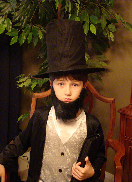 Abraham Lincoln Kids Costume  sc 1 st  Costumes FC : child abraham lincoln costume  - Germanpascual.Com