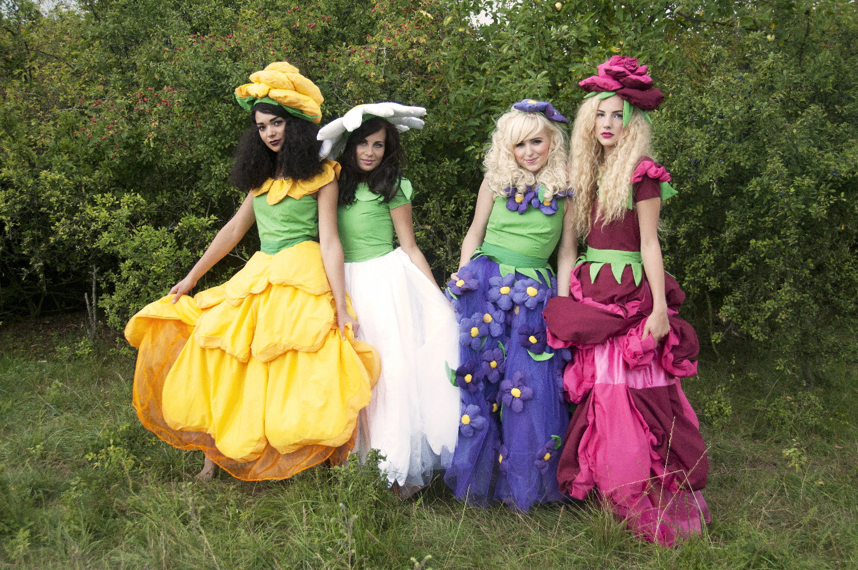Adult Flower Costume  sc 1 st  Costumes FC & Flower Costumes | Costumes FC