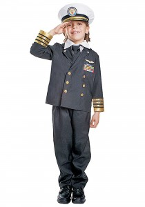 Airline Pilot Costume for Kids