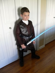 Anakin Skywalker Costumes for Kids