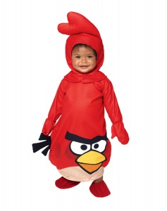 Angry Birds Costumes for Kids
