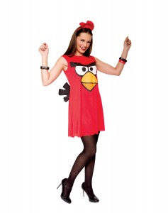 Angry Birds Costumes for Women