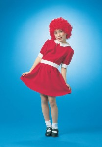 Annie Costume for Kids