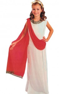 Aphrodite Costume for Kids