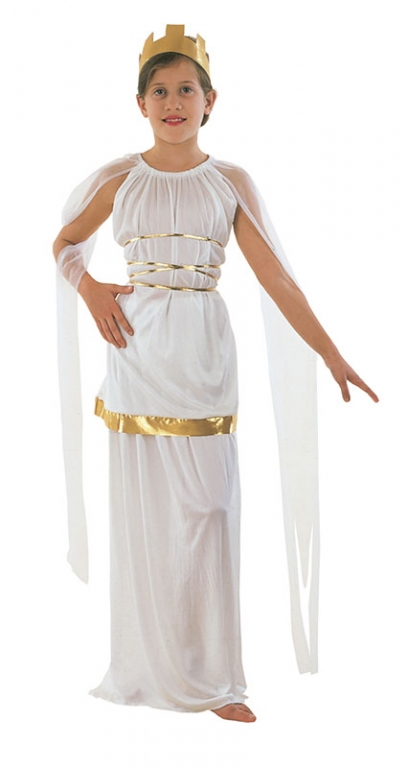 Athena Costume For Kids Athena Kids Costume