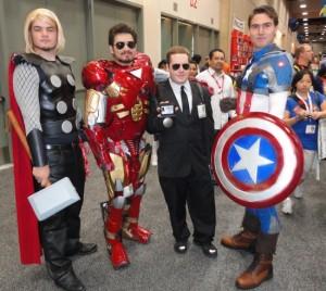 Avenger Costumes