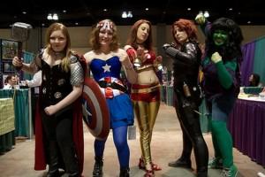 Avenger Costumes for Girls