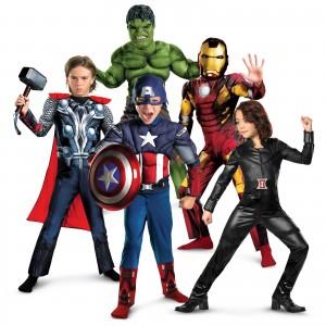 Avenger Costumes for Kids