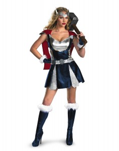 Avengers Costumes for Women