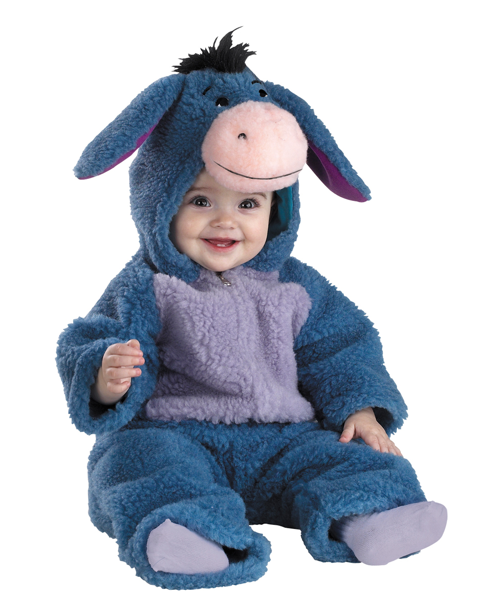 how tall is eeyore costume
