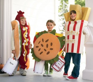 Baby Food Costumes