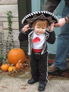Baby Mariachi Costume