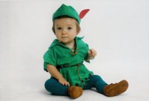 Baby Peter Pan Costume
