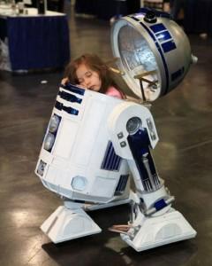 Baby R2d2 Costume