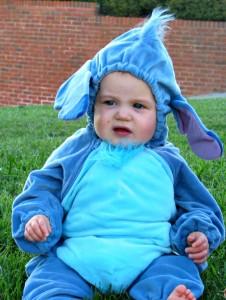 Baby Stitch Costume