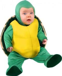 Baby Turtle Costume