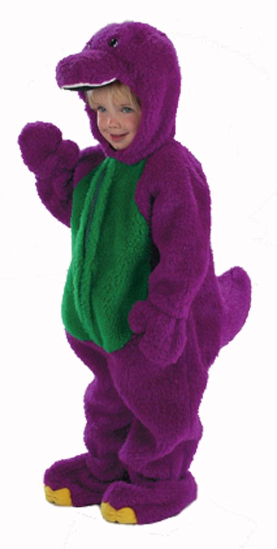 Adult Purple Dinosaur Costume 121