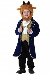 Beast Costume for Kids