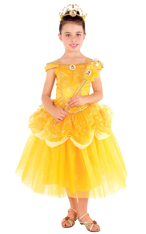 36aacbbab951 Princess Belle Costumes