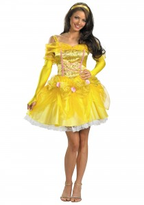 Belle Princess Costume